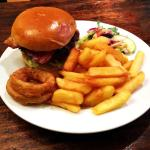 Quality Pub grub at Restaurant Level