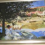 Tableau de Monet...