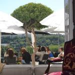 PASSAPORTE Lounge Terrace