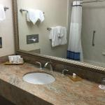 modest bathroom