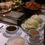Dinner with Friends & Family