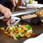 Teppanyaki Dinning