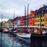 Vista Alternativa di Nyhavn