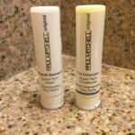 Paul Mitchell shampoo and condtioner...Nice touch!