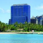 Trump Waikiki overlooking Waikiki Beach