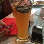 местное пиво - отличное!