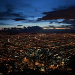 The view from Monserrate