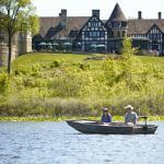 Fishing on Lake Punderson