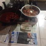 Warung Chinese and Seafood Kwetian Medan Foto