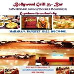 Bollywood Grill.. Celebrate life
