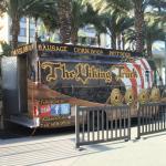 The Viking Truck at Anaheim Convention Center - WonderCon 2015