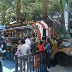 The Viking Truck at WonderCon 2015