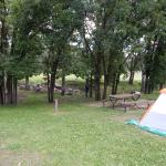 The view of our campsite.
