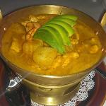 Rich, spicy Massaman Curry hit the spot
