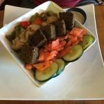Falafel Rice Bowl