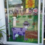 Purple Cow Ice Cream Foto