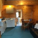 Foto de Fox Glacier Lodge