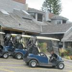 Radium Resort Golf Course, Kootenay Rockies, Canada