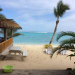 Moana Sands Beachfront Hotel & Villas Foto