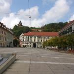 Graz - Karmeliterplatz
