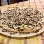 Tiramisu Pizza