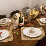 Special Occasion Table setting