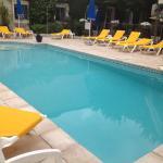 Zwembad Hotel Residence