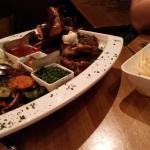 Speisen und Lokal