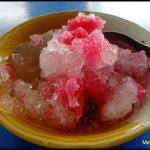 กินแบบน้ำแข็งใส