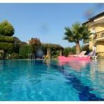Aisha Apart Hotel - Havuz Keyfi