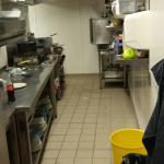 Visite  des coulisses du valentin pour aller a la rencontre de ce chef et ses fameux hamburger e