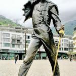 Скульптура Фредди Меркьюри