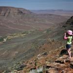 Karoo views near the lodge