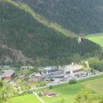 uitzicht op Langenfeld
