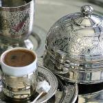 nice turkish coffee