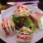 Best Club Sandwich i've eaten.