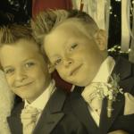 Gorgeous nephews