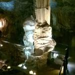 Stalattiti simbolo della grotta