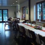 Restaurant- und Frühstücksraum