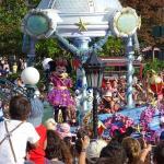 Mini on Parade