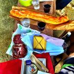 ...more food in the bag still!! @Place de Vosges