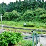 堺田分水嶺 最寄駅堺田
