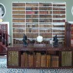 Stourhead house library