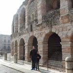 El coliseo de Verona