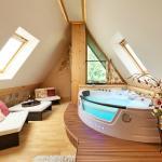 Apartament Limba - pokój kąpielowy