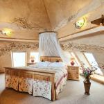 Apartament Limba - sypialnia