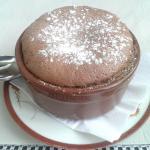 Souffle de Chocolate, bomba