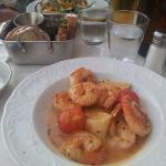 Shrimps and Calamari