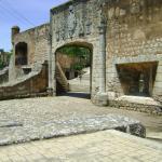 entrada de la fortaleza de diego colon