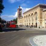 Toledo Railway Station, a UNESCO Heritage Site